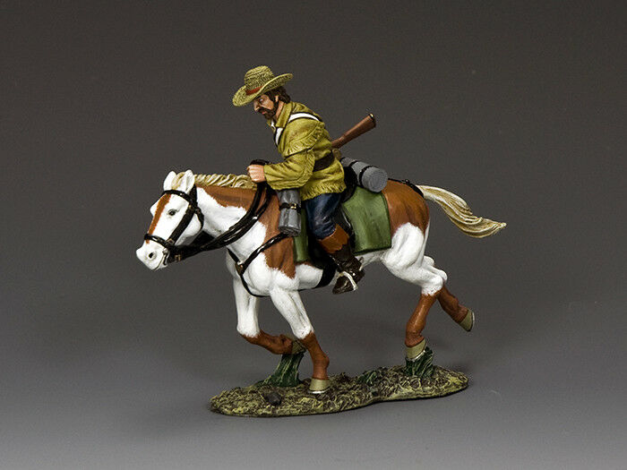 King and Country William E. Summers, Gonzalez Mounted Ranger Company, RTA114