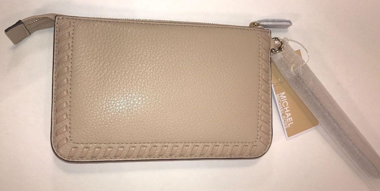 28a2595c491c2b Michael Kors Lauryn Acorn MD Wristlet Leather for sale online | eBay