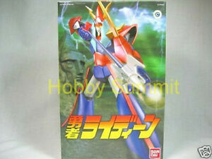 Bandai-Mechacolle-REIDEEN-w-Movable-Joints-Robot-Kit-Mazinger-Getter-Anime