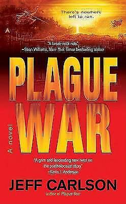 An Ace book: Plague war by Jeff Carlson (Paperback)