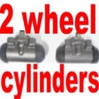 Both Rear Wheel Cylinders Oldsmobile Toronado 1967 1970 1969 1968 1971