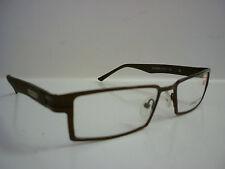 Genuine Designer Glasses Frames Cerruti CE16505 Brown Full Rim - Ref 849
