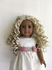 """18"""" doll wig size 10-11 for American Girl, Madame Alexander(103)"""