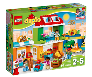 Nuovo//Scatola Originale-NEW//SEALED LEGO DUPLO quartiere 10836