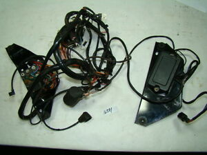 ignition module wiring harness harley fxr wiring harness + electrical panels + ignition ... harley ignition module wiring diagram #11
