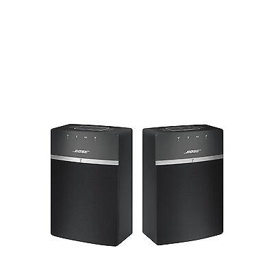 NEW Bose SoundTouch 10 Wireless Starter Pack Black