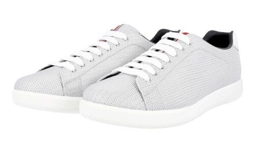 Nuovo Scarpe 7 42 Argento 4e2988 lusso Prada di 5 5 41 Sneaker TxnFrYwTq