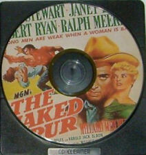 WESTERN 02: THE NAKED SPUR 1953 Anthony Mann, James Stewart, Janet Leigh, Ryan