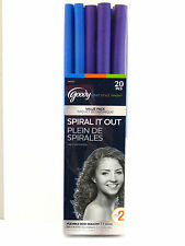 Item 2 Goody Flexible Rod Rollers 20 Pcs 04332