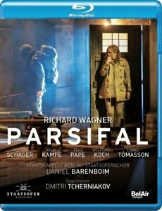 Wagner-Parsifal-Wolfgang-Koch-Rene-Pape-Andreas-Schager-DVD-Region-2