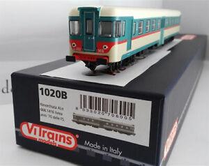 VITRAINS-1020B-ALn-668-1416-Blu-beige-rosso-anni-80-con-mantice-frontale-folle