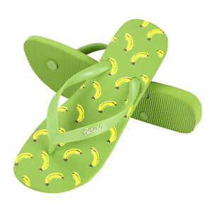1e3771929 Green Banana Women s Flip Flops Thong Slippers Sandals Summer Beach ...