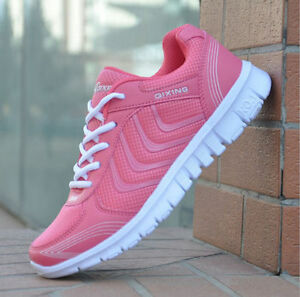 UK Shoes Store  NEW PABOLU RUNNING TRAINERS Womens WALKING SHOCK ABSORBING SPORTS SHOES
