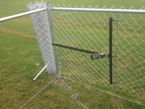 """Ezzypull Chain Link Fence Stretcher /"""" TOOL/"""" Heavy Duty Steel"""