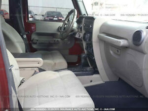 Image Is Loading 2008 Jeep WRANGLER Center Console Gray Color 2