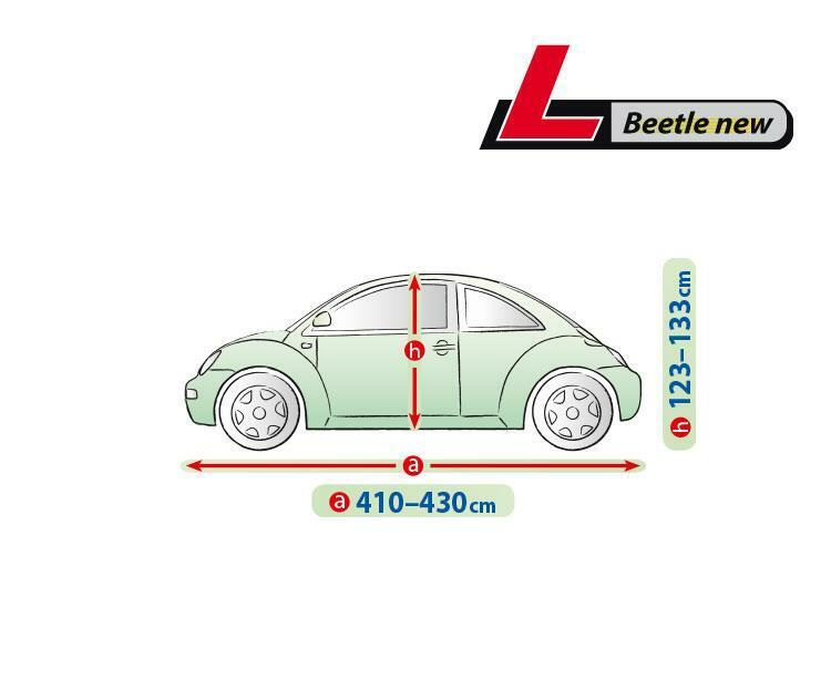 Car Cover Breathable for New Beetle VW Beetle