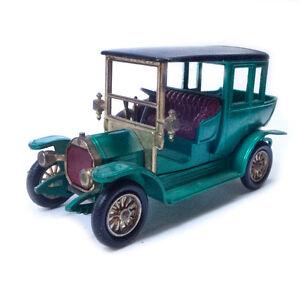 Autos, Lkw & Busse Modellbau Original Vintage Lesney 1910 Benz Limousine Modi Von Vergangenheit Y-3 England Auto 7.6cm Billigverkauf 50%