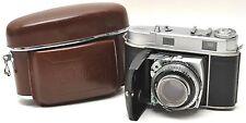 Kodak Retina IIc w/  Xenon C 2.8 50mm Lens with case
