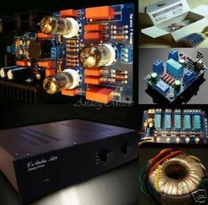 Full-DIY-Kit-ref-Marantz-7-C-Tube-Pre-Amplifier-2-Ch