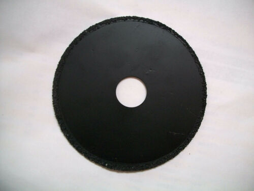 "4/"" X 20mm Arbor RemGrit Carbide Circular Saw Course Grit"