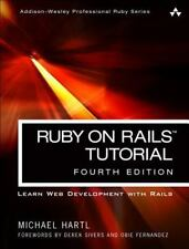 Addison-Wesley Professional Ruby: Ruby on Rails Tutorial : Learn Web...