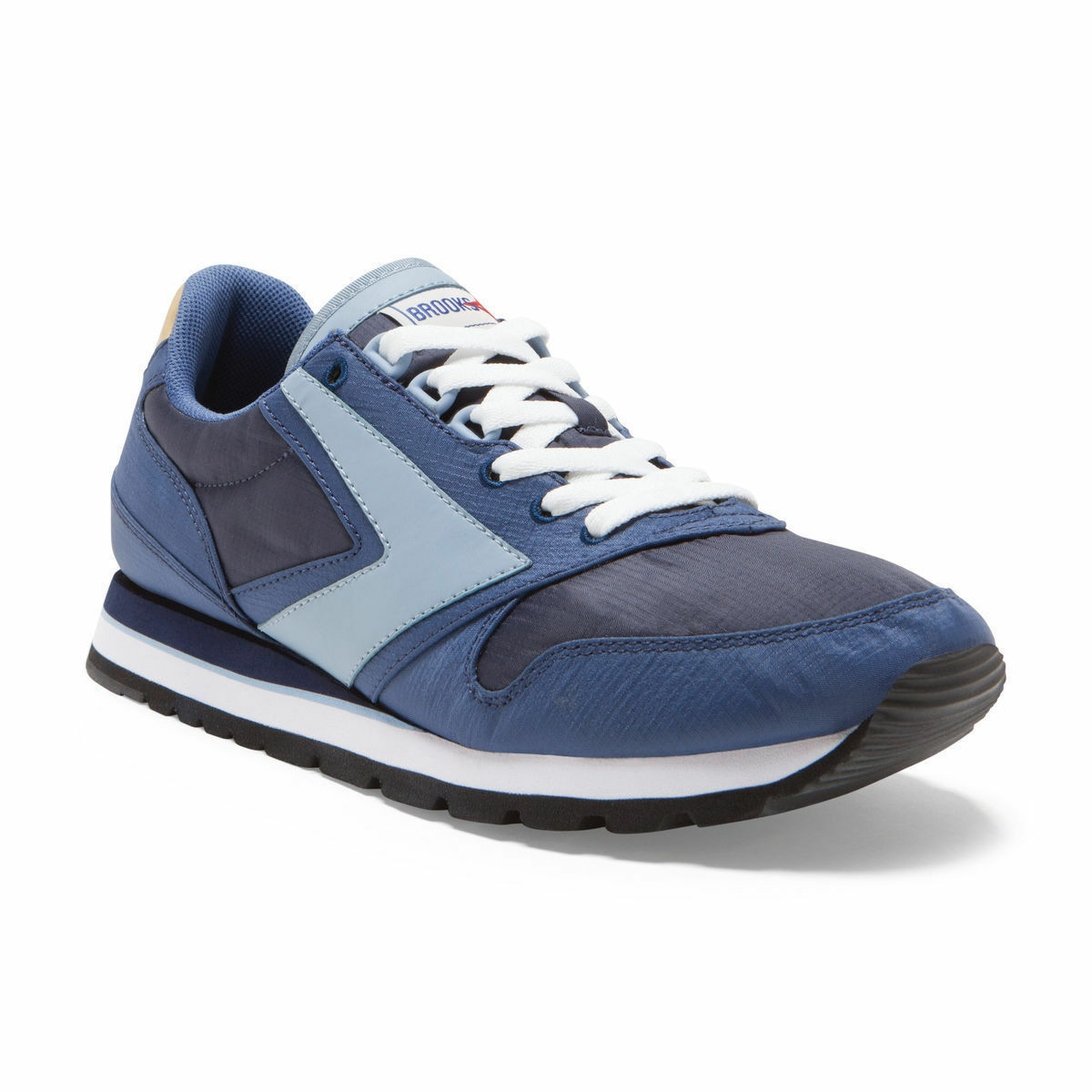 Brooks Men's Chariot 110178 1D 467 TrueNavy Peacoat Dustybluee Running shoes