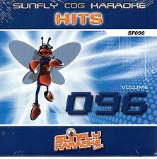 Sunfly Hits Karaoke Disc Vol 096 -