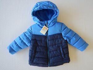 15c755924 Healthtex Infant Baby Toddler Blue Puffer Jacket