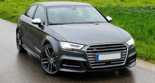 AUDI A3//S3 SALOON CABRIOLET 2016 FRONT WING PRIMED DRIVER SIDE HIGH QUALITY NEW
