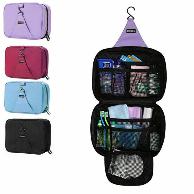 Organization Toiletries Bag Travel Storage Ikea Frakta Zippered Pouch