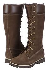 Timberland Asphalt Trail Chelsea Youth Brown Leather BOOTS