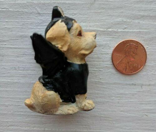 Witch Trick or Treat Miniature Garden MI 56236//34//44 Dog Halloween Vampire,Bat