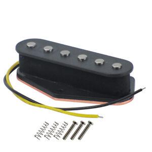 Black-FD-Telecaster-Bridge-Pickup-Alnico-5-Single-Coil-Electric-Guitar-Pickup