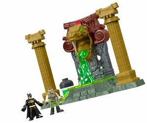 DC SUPER FRIENDS IMAGINEXT BATMAN OOZE  PIT