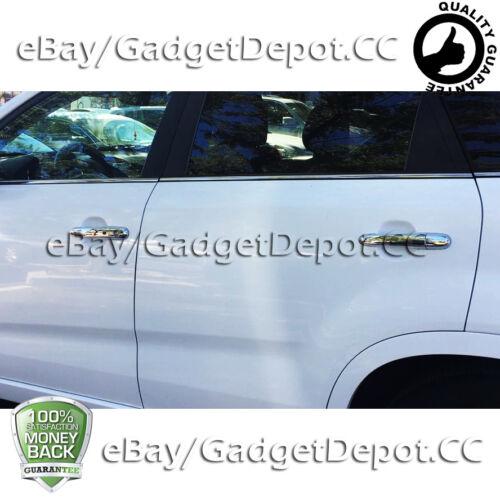 Fits 2011 2012 2013 2014 Kia Sorento Chrome Door Handle Cover W// Smart Key Cut