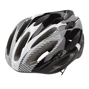 Ultralight-Sports-Cyclisme-casque-avec-doublure-Pad-Mountain-velo-adulte-Blanc-Taille