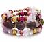 Boho-Multilayer-Natural-Stone-Bead-Tassel-Pendant-Chain-Bracelet-Charm-Women-Set thumbnail 23