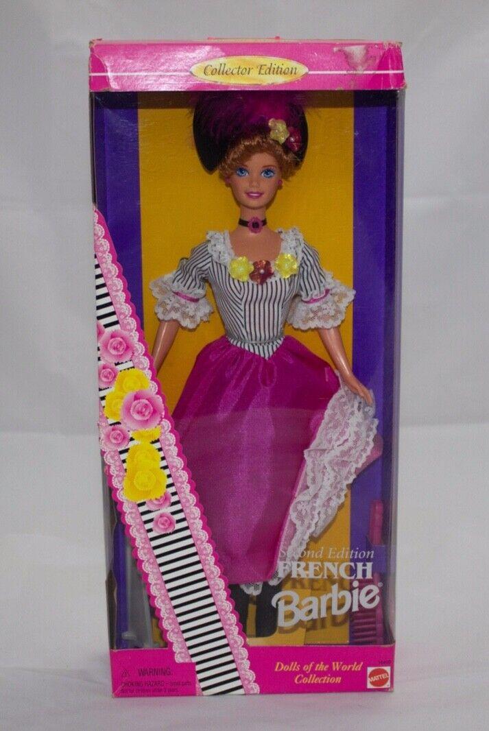 Bambole E Accessori Inventive Barbie Dolls Of The World French Can Can 1996 Bambole Fashion