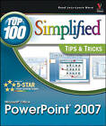 Microsoft Office PowerPoint 2007 by Paul McFedries (Paperback, 2007)