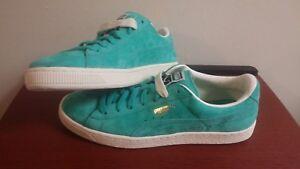 Shoes Box 358389 Size States Cooler Atlantis No 01 Green Summer Puma 10 R1ZqdR