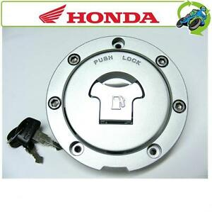 NEW FUEL PETROL GAS CAP 2x KEYS ON HONDA MOTORCYCLE XRV750X XRV750 X AFRICA TWIN