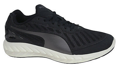 Puma Ignite Ultimate Noir Baskets Hommes Chaussures Course 188605 02 B E | eBay
