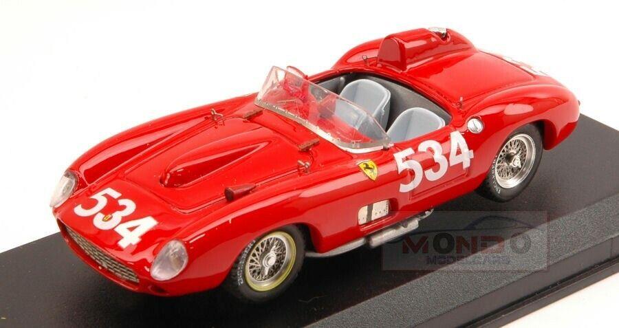 Ferrari 335 S  534 Retirosso Mm 1957 CollinsKlementacielo 1 43 Art modello ART157 Min