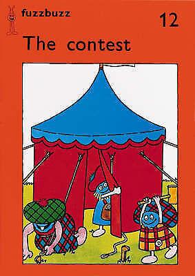 Fuzzbuzz: Storybook Level 2: A Remedial Reading Scheme-ExLibrary