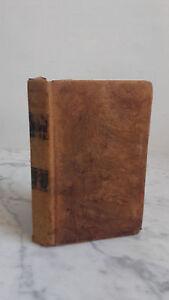 Louis Cojín Despreaux - Las Lecciones de La Naturaleza - 1829 - Librero Perisse