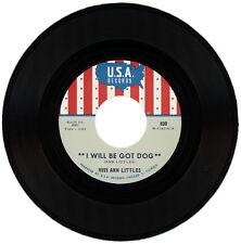 "MISS ANN LITTLES  ""I WILL BE GOT DOG""  MID 60's DRIVING R&B   LISTEN!"