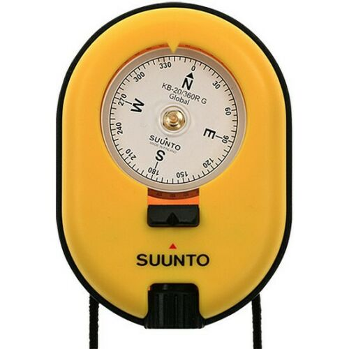 Suunto SS020419000 KB-20//360//R Professional Series Yellow Compass