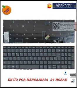 Tastiera-Spagnolo-Nuovo-Portatile-Lenovo-Ideapad-PM5NR-SP-Rev-MP-0A-TEC10