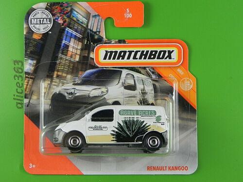 MBX City Renault Kangoo neu in OVP Matchbox 2020 5