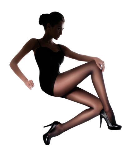 20 Denier New Girl Womens Semi Opaque Classic Microfibre Fashion Tights Hosiery